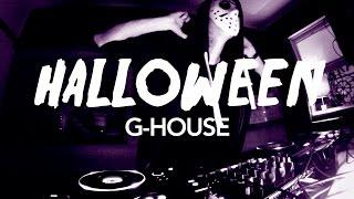 Halloween Pt. 2 // Live G House/Bass House DJ mix // Boiler Room Style 2015