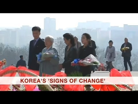 BBC World News Impact - Korea's 'sign of change'