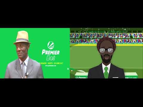 PremierBet Cameroon - PASSAGE PREMIERBET CANAL 2 DU 26 08 2017