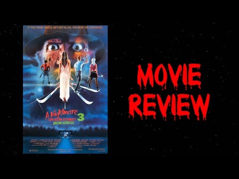A Nightmare On Elm Street 3: Dream Warriors Movie Review