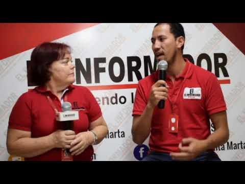 #EnVivo Las marchas en Santa Marta en el paro nacional #21N #ViviendoLaNoticia