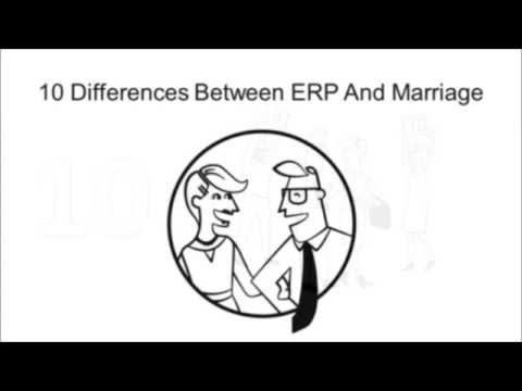 What is ERP (Enterprise Resource Planning)? 10 Differences between ERP and Marriage