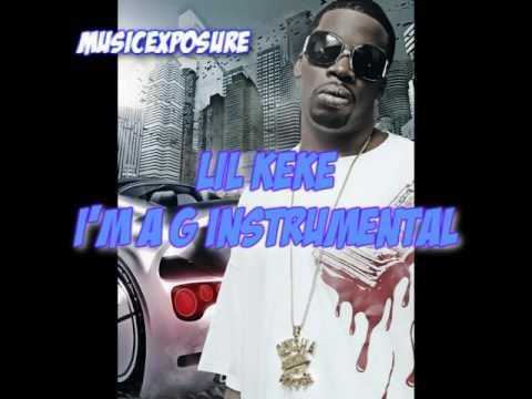 Lil Keke - I'm A G Instrumental