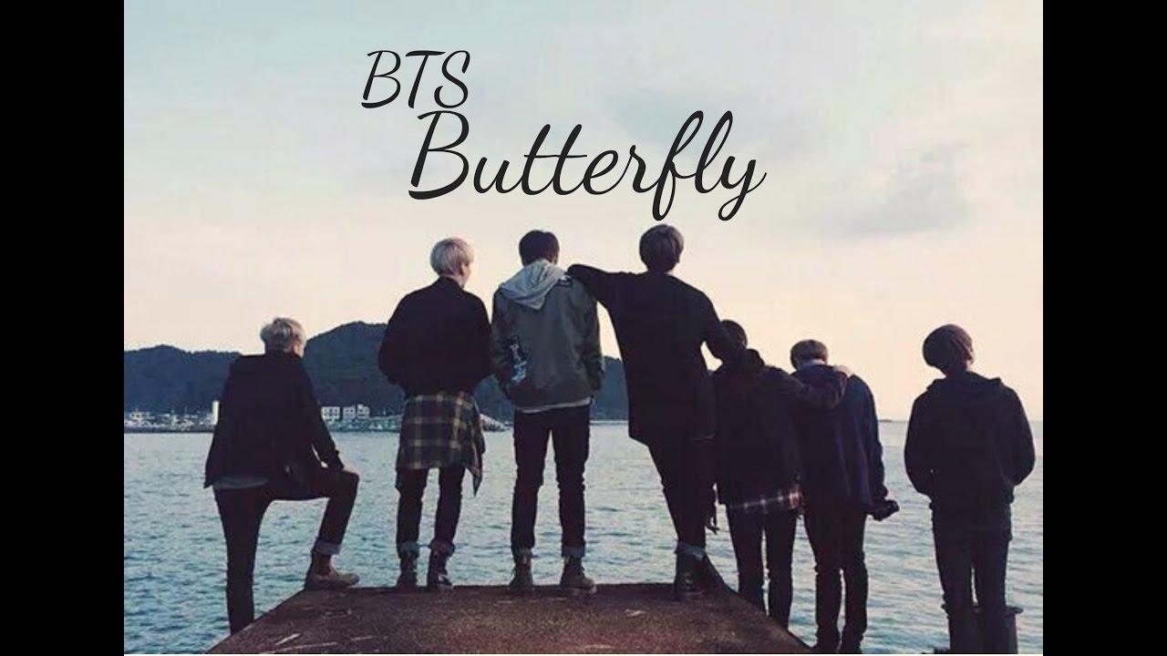 Bts Hd Wallpaper Desktop Bts Butterfly Letra F 225 Cil Pronunciaci 243 N Youtube
