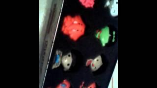 Minha coleção de Gogos