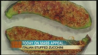 Mass Appeal - Italian Stuffed Zucchini