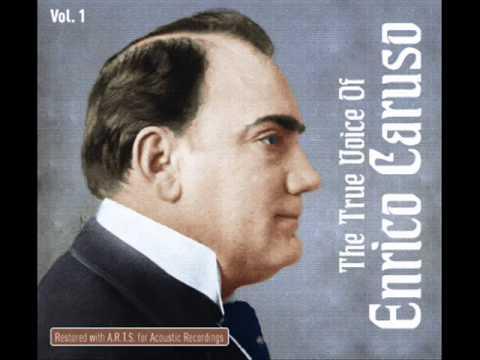 The True Voice Of Enrico Caruso Vol. 1 - Ombra Mai Fu (Largo) - A.R.T.S.