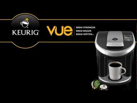 Keurig Vue V700 Single Cup Home Brewing System Coffee Maker Machine - YouTube