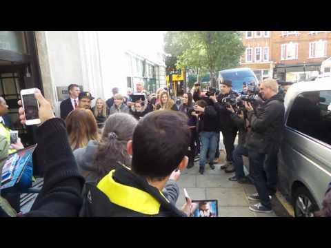 Michael Pena in London 30 09 2016 (2)