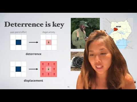 Robust Reinforcement Learning Under Minimax Regret for Green Security on YouTube