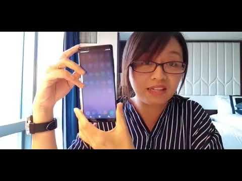 Samsung Galaxy Note 8  直播開箱