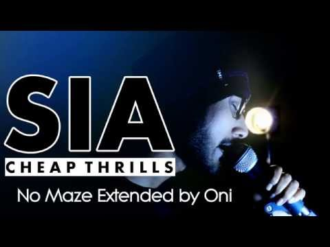 Sia - Cheap Thrills No Maze Extended ( Long Version )