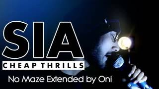 Sia  Cheap Thrills No Maze Extended  Long