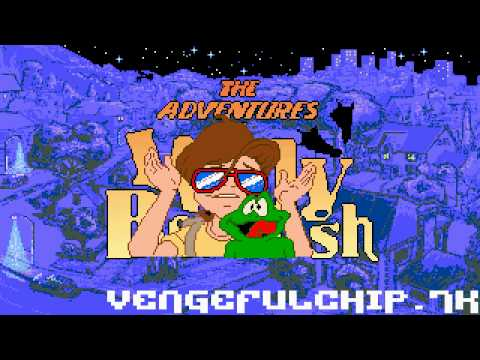 The Adventures of Willy Beamish - IBM-PC SB Pro2 Soundtrack [emulated]