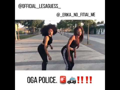 OGA POLICE afrodance
