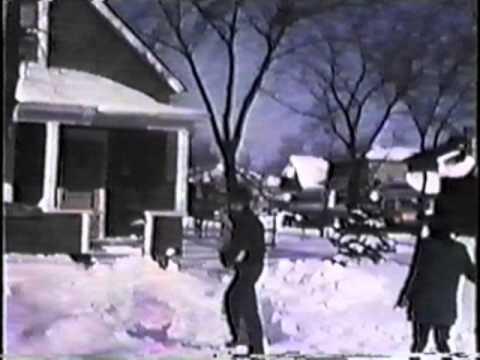 1967 Harvey IL Snowstorm