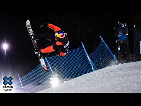 GOLD MEDAL VIDEO: Wendy's Snowboard Knuckle Huck | X Games Aspen 2020