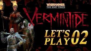 Co-op ! Fred, Seb et Bob sur Warhammer Vermintide