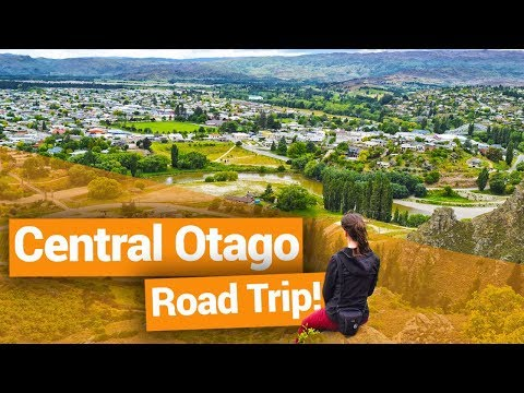 Central Otago Road Trip –  New Zealand's Biggest Gap Year – Backpacker Guide New Zealand