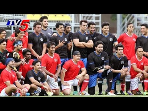 Bollywood Actors 'Charity Football Match' : TV5 News