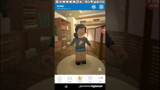 How to change the color of your avatar on ROBLOX by phone 2017