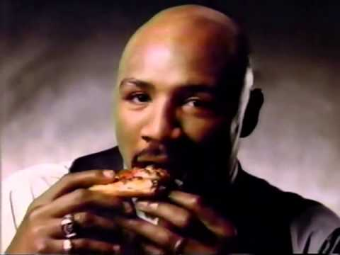 Commercial - Pizza Hut Featuring Marvelous Marvin Hagler (1986) thumbnail