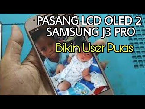 TIPS PASANG LAYAR LCD TOUCHSCREEN SAMSUNG J330G OLED 2