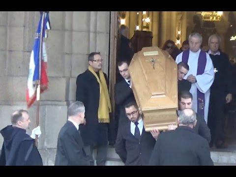 Obsèques de l'actrice Michèle MORGAN @ Paris / Neuilly 23 décembre 2016