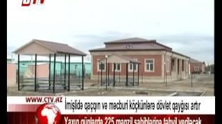 Imişlidə біженців і вимушених переселенців державна турбота зростає