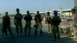 Raw: Iraqi Troops Deploy to Largest Oil Refinery