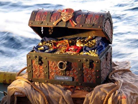 Сокровища пиратов, ВЗЛОМ - (100% Работающий способ)