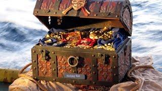 сокровища пиратов, ВЗЛОМ - (100 Работающий способ)