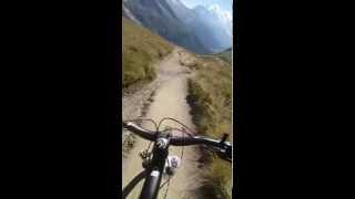 Mount Blanc Chamonix French Alps, Le Tour Ski lift