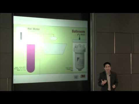 3M Water Filtration  @SCG Experience  Part3/4