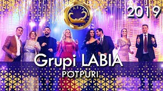 Grupi Labia - Zambaku i bardhë Potpuri GEZUAR 2019