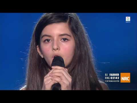 Angelina Jordan - Here Comes The Sun - 2016