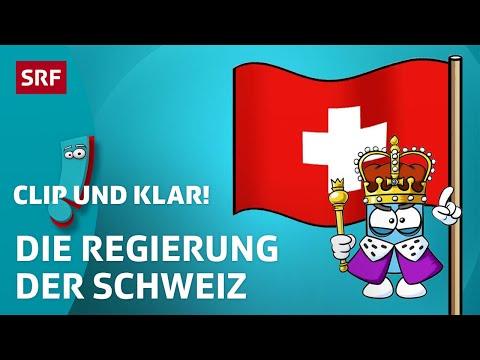 Wer regiert die Schweiz? | Clip und klar!