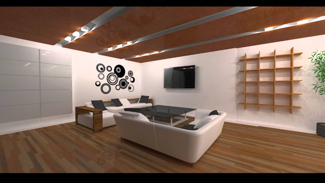 Basement Designs Part - 26: Interior Design: Basement Ideas - YouTube
