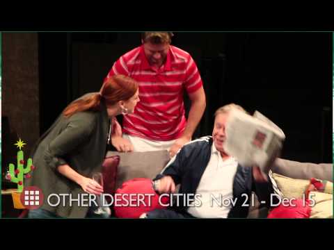 "Theatre Three's ""Other Desert Cities"" by Jon Robin Baitz"
