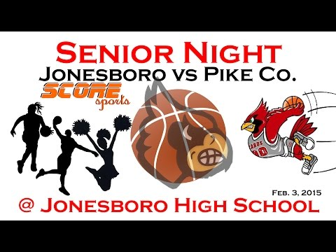 Jonesboro vs Pike Co.Partial Footage (rebroadcast coming)
