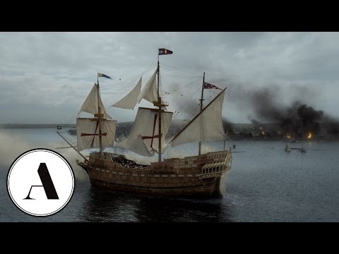 Variety Artisans: Now You Sea It - The Visual Effects of 'Black Sails'