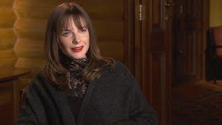 L'UOMO DI NEVE con Michael Fassbender - Intervista a Rebecca Ferguson (sottotitoli in italiano)