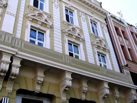 Bulgaria Plovdiv Centre