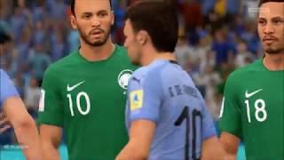 Match 19 - Group A: Uruguay v Saudi Arabia