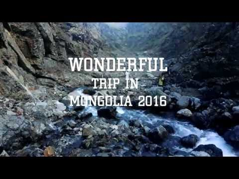 Wonderful trip in Mongolia 2016 (Samsung Galaxy 5s video test)