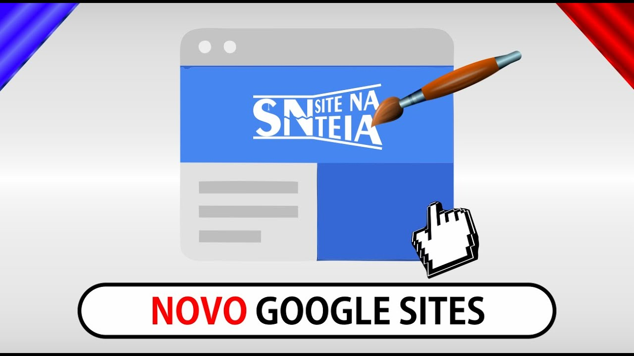 943c2cc160 Como criar um site profissional no NOVO Google sites (2019) - YouTube