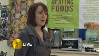 Healing Foods Week 3 - Raisin, Lemon Couscous With Pine Nuts