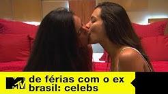 Ste leva Hana para a suíte master | MTV De Férias com o Ex Brasil: Celebs T5