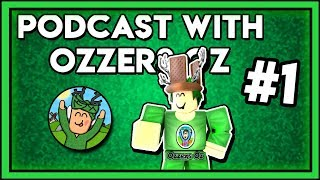 🔴 #1 podcast! Roblox UGC