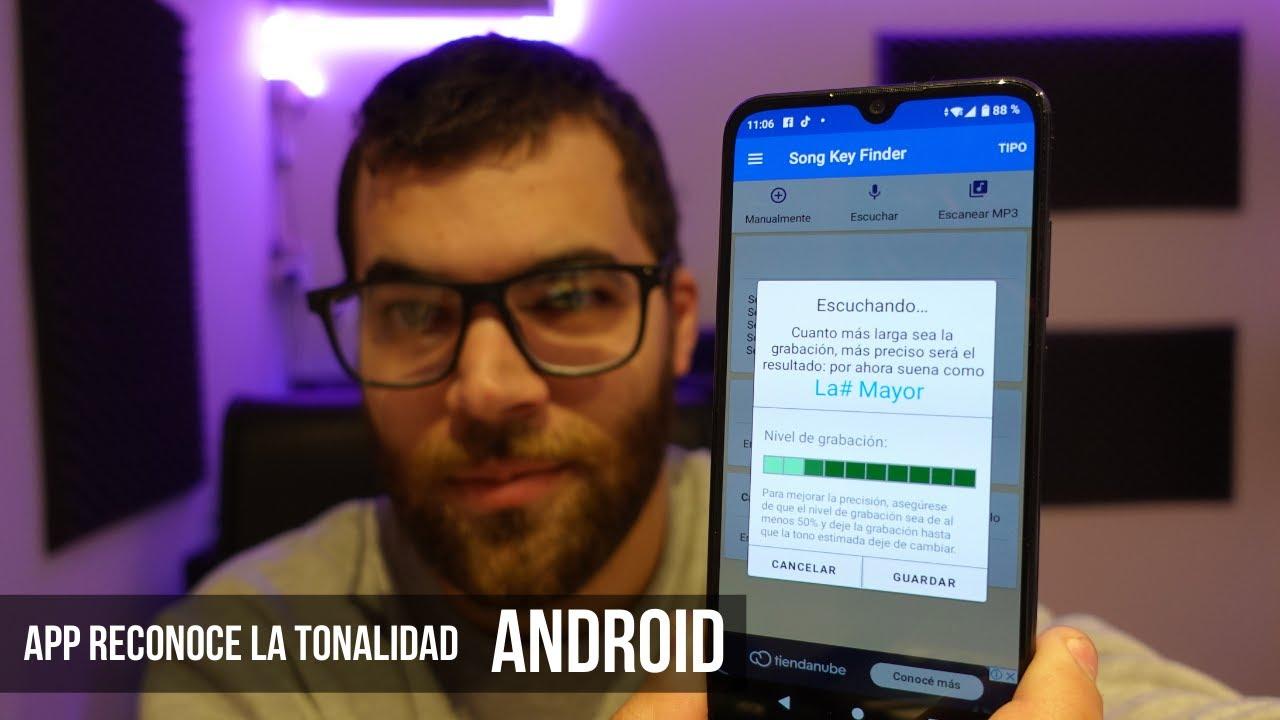 Aplicación Para Reconocer Tonalidades (Escalas) de Beats o Canciones - FUNCIONA? TEST